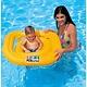 Intex Opblaasbaar Baby Drijfstoel Deluxe (1-2 jaar)