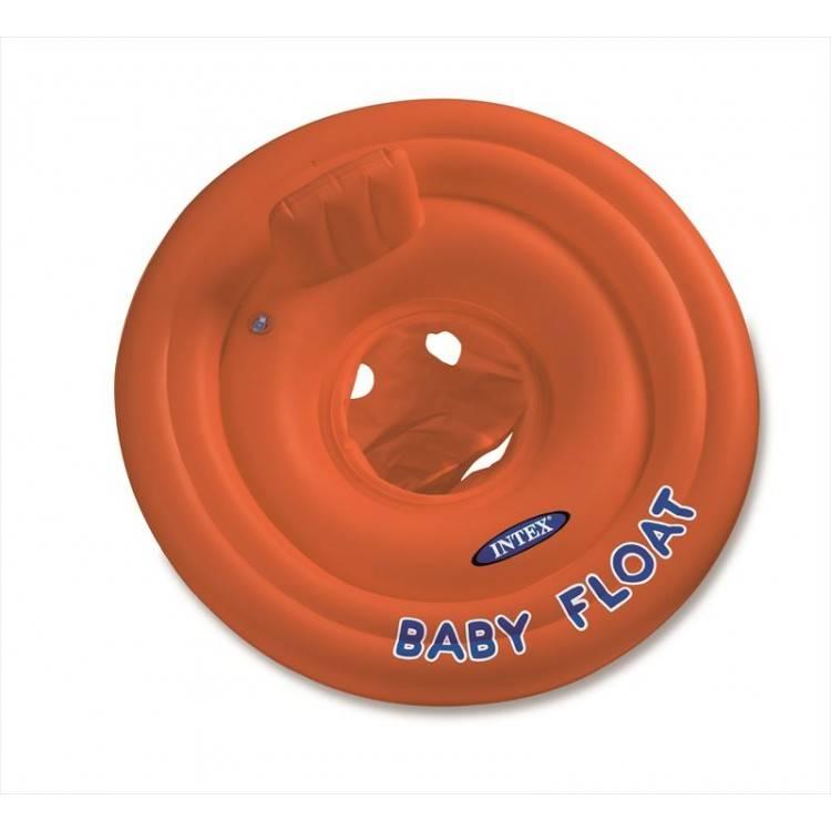 Intex Opblaasbaar Baby Drijfstoel (1-2 Jaar)