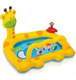 Intex Opblaasbaar Speelzwembad Giraffe (1-3 Jaar)