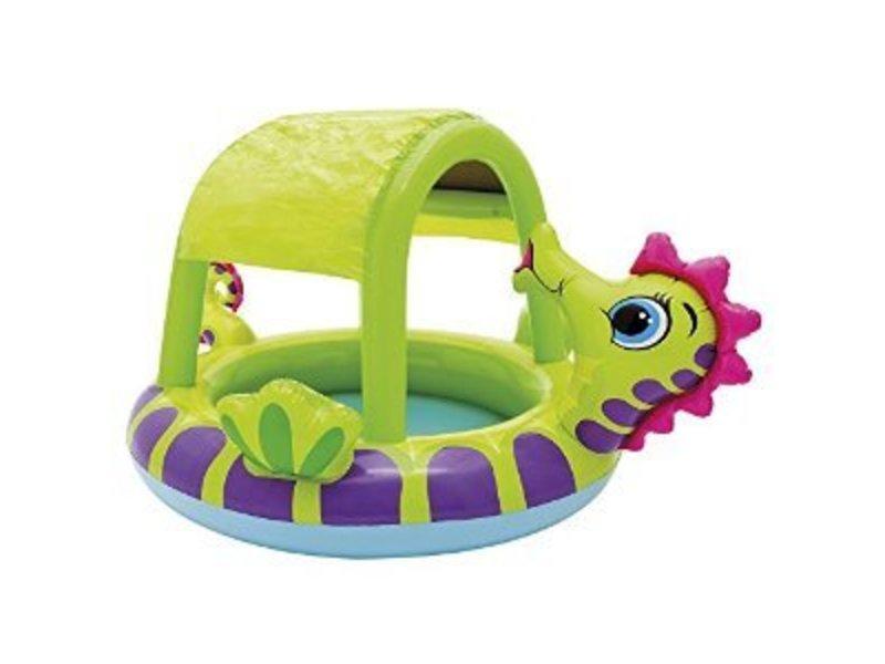 Intex Opblaasbaar Speelzwembad Zeepaard (1-3 Jaar)