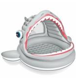 Intex Opblaasbaar Speelzwembad Haai (1-3 Jaar)
