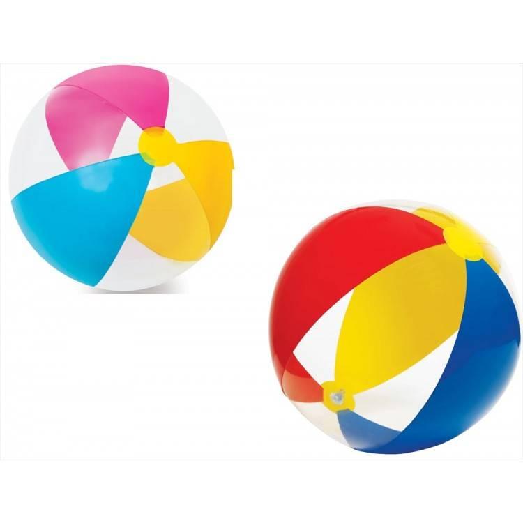 Intex Strandbal Set van Twee 61 cm