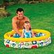 Intex Opblaasbaar Zwembad Wild Geometry Middel Groot