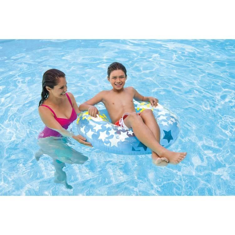 Intex Opblaasbaar Zwemband Sterprint 91 cm
