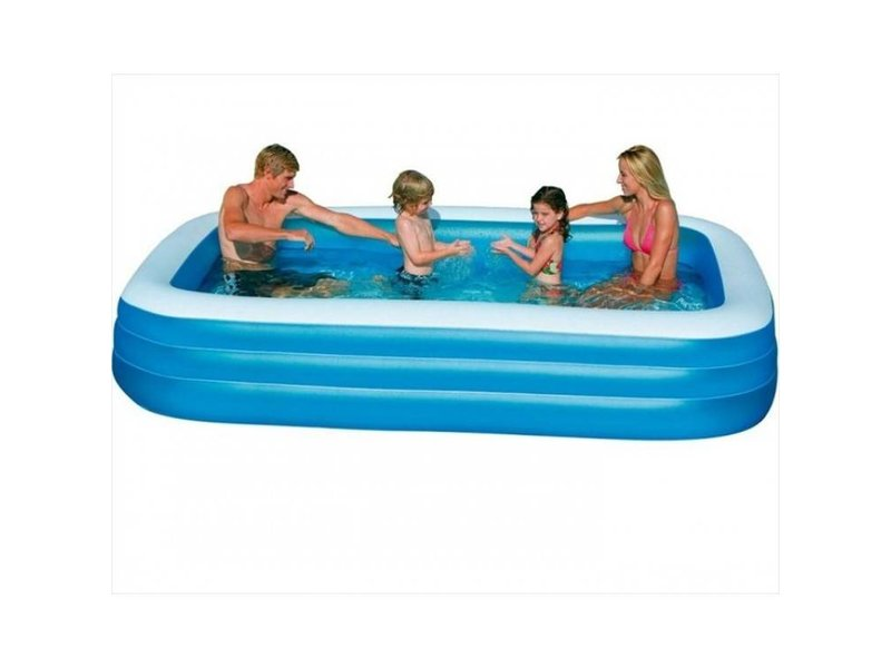 Intex Opblaasbaar Zwembad 'Familie Zwembad Groot'