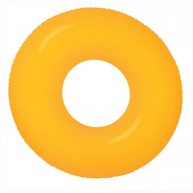 Intex Opblaasbaar Zwemband Neon Frost 91 cm