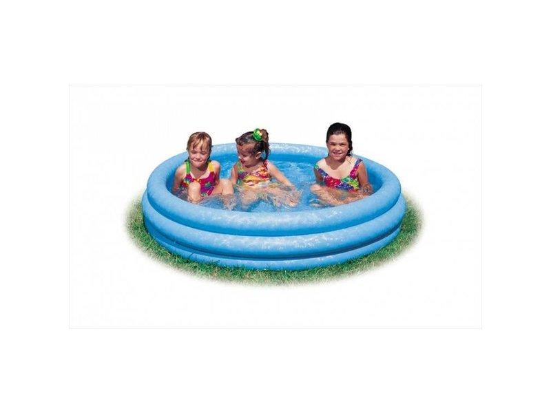 Intex Zwembad Kinderbadje Blauw