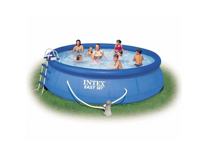 Intex Zwembad Easy Set 457 X 84 cm