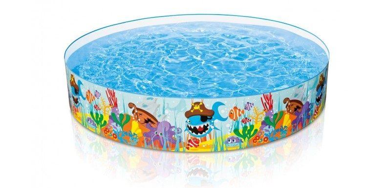 Intex Opzetzwembad Piraat 244 x 46 cm