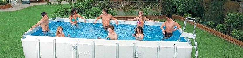 Ultra Frame Zwembaden
