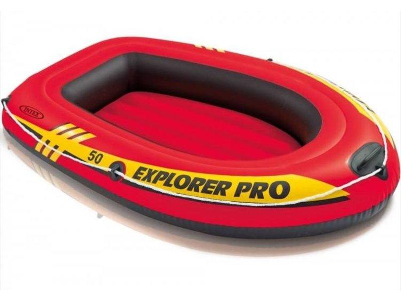 Intex Opblaasboot Explorer Pro 50 Eenpersoons