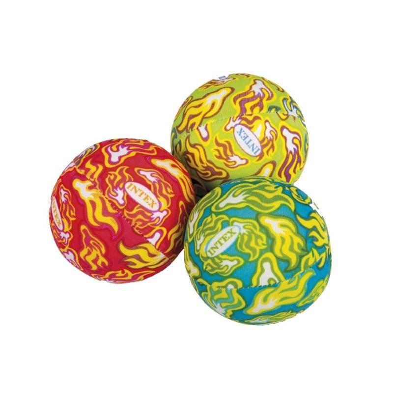 Intex Onderwater Speelballen (Set van 3)