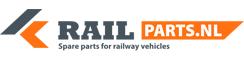 RAILparts.nl, onderdelen webshop voor rail-/wegvoertuigen