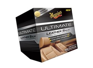 Meguiar's Ultimate Leather Balm - 160gr