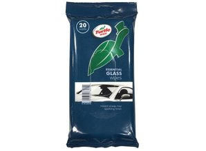 Turtle Wax Essential Glass Wipes - 20st.