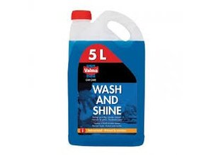 Valma Wash and Shine - 5Ltr