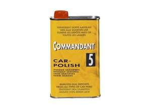 Commandant Car Polish nr.5 - 500 gram
