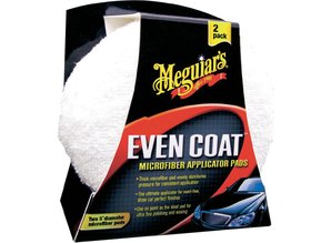 Meguiar's Even Coat Microfiber Applicator Pads