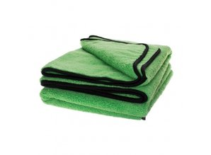 DUTCHPRO Green Scratchless Microfibre Drying Towel