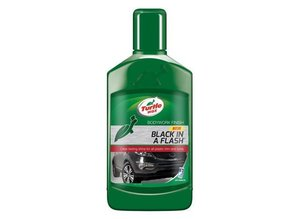 Turtle Wax Black In A Flash - 300ml