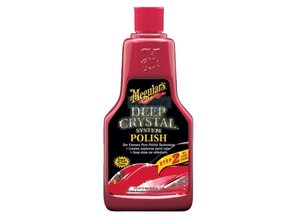 Meguiar's Deep Crystal Polish - 473ml