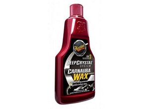 Meguiar's Deep Crystal Carnauba Wax - 473ml