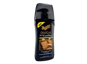 Meguiar's Gold Class Rich Leather Cleaner & Conditioner - 400ml