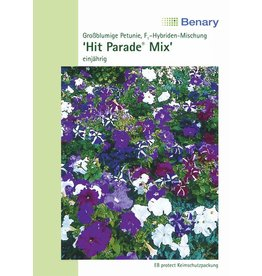 Benary Petunie Hit Parade® F1 Mix, einjährig