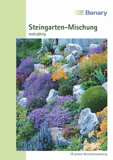 Blumenmischung Steingarten-Mischung, winterhart, einjährig - Saat & Gut