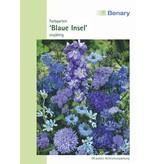 Benary Blumenmischung Farbgarten Blaue Insel, einjährig