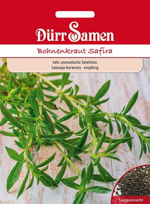 Dürr Samen Bohnenkraut Safira