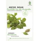 Arche Noah BIO-Basilikum Albahaca