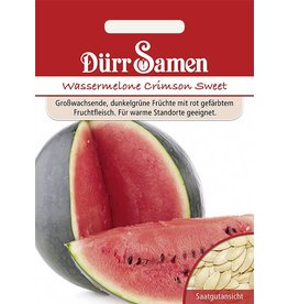 Dürr Samen Wassermelone Crimson Sweet