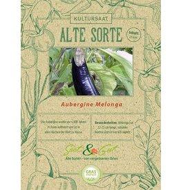 Saat & Gut BIO-Aubergine Melonga