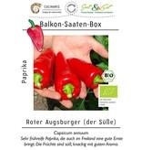 Culinaris BIO-Balkon-Saaten-Box