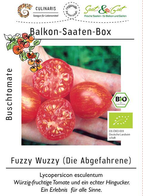 Saat & Gut BIO-Balkon-Saaten-Box
