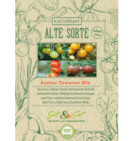 Saat & Gut BIO-Bunter Tomaten Mix