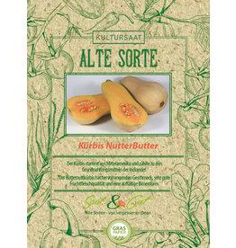 Saat & Gut BIO-Kürbis Nutterbutter