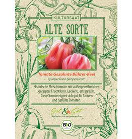 Saat & Gut BIO-Tomate Gezahnte Bührer-Keel
