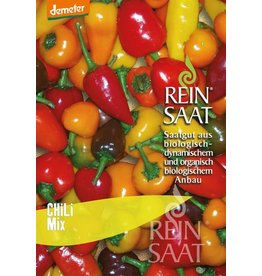 Reinsaat BIO-Chili - Mix