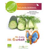 Saat & Gut BIO-Gurke Marketmore - für Kinder