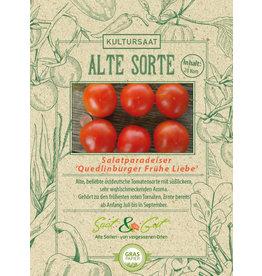 Saat & Gut BIO-Salatparadeiser 'Quedlinburger Frühe Liebe'