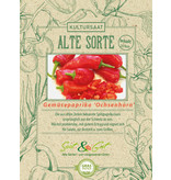 Saat & Gut BIO-Gemüsepaprika 'Ochsenhorn'