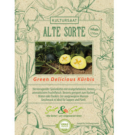 Saat & Gut BIO-Kürbis Green Delicious