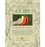 Saat & Gut BIO-Paprika Sweet Banana
