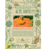 Saat & Gut BIO-Mexikanische Sonnenblume rot