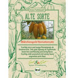 Saat & Gut BIO-Tomate Märchengold