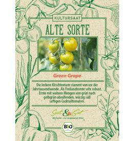 Saat & Gut BIO-Tomate Green Grape