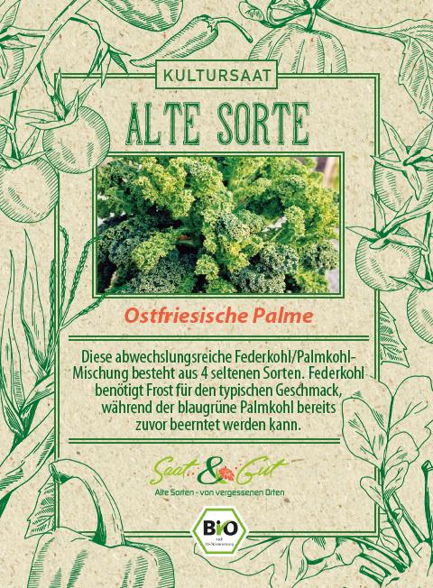 Saat & Gut BIO-Ostfriesische Palme