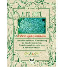 Saat & Gut BIO-Brokkoli Calabrese Natalino